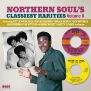 Northern Soul´s Classiest Rarities Vol.6