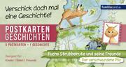 Fuchs Strubbelrute und seine Freunde 01 - Der verschwundene Pilz