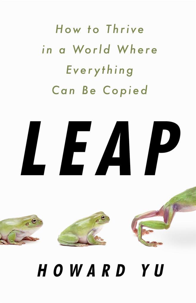 Leap als Buch