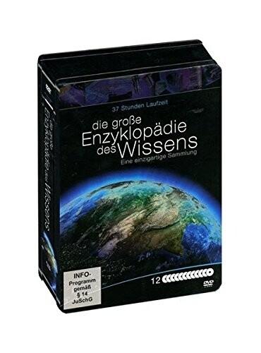 Enzyklopädie des Wissens, 12 DVD