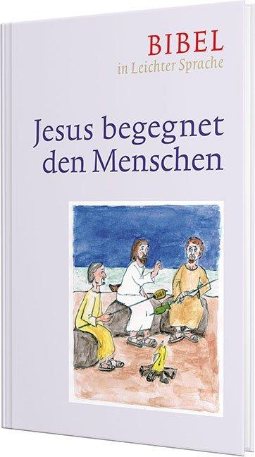 Jesus begegnet den Menschen als Buch