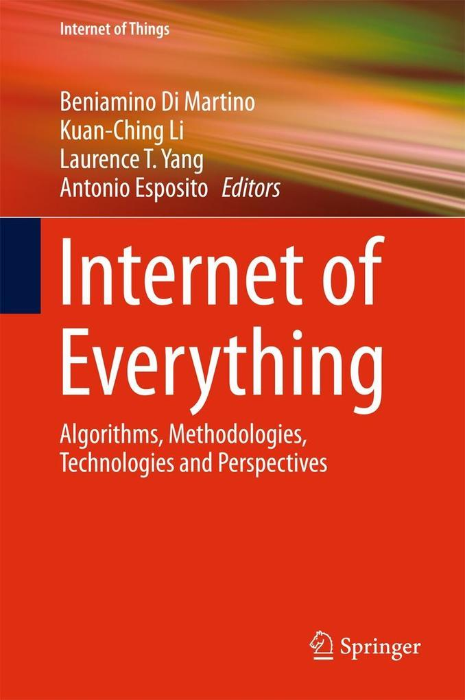 Internet of Everything als eBook Download von