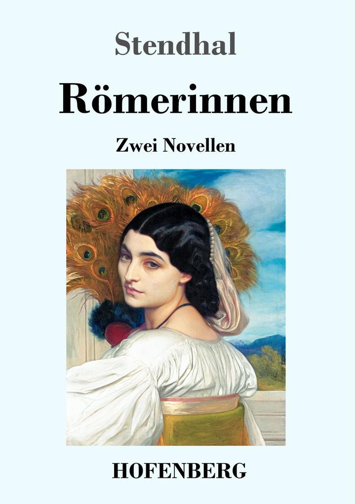9783743721159 - Stendhal: Römerinnen als Buch von Stendhal - Buch
