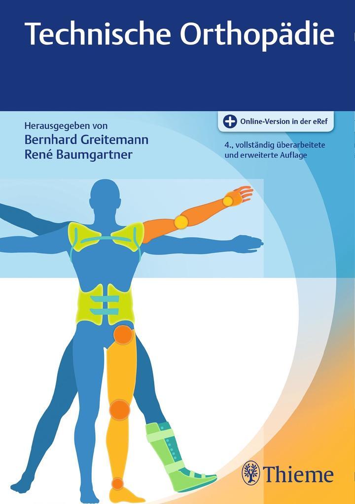 Technische Orthopädie als eBook Download von