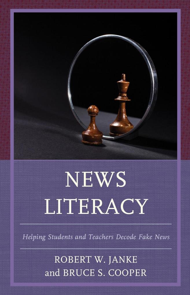 News Literacy als eBook Download von Robert W. ...