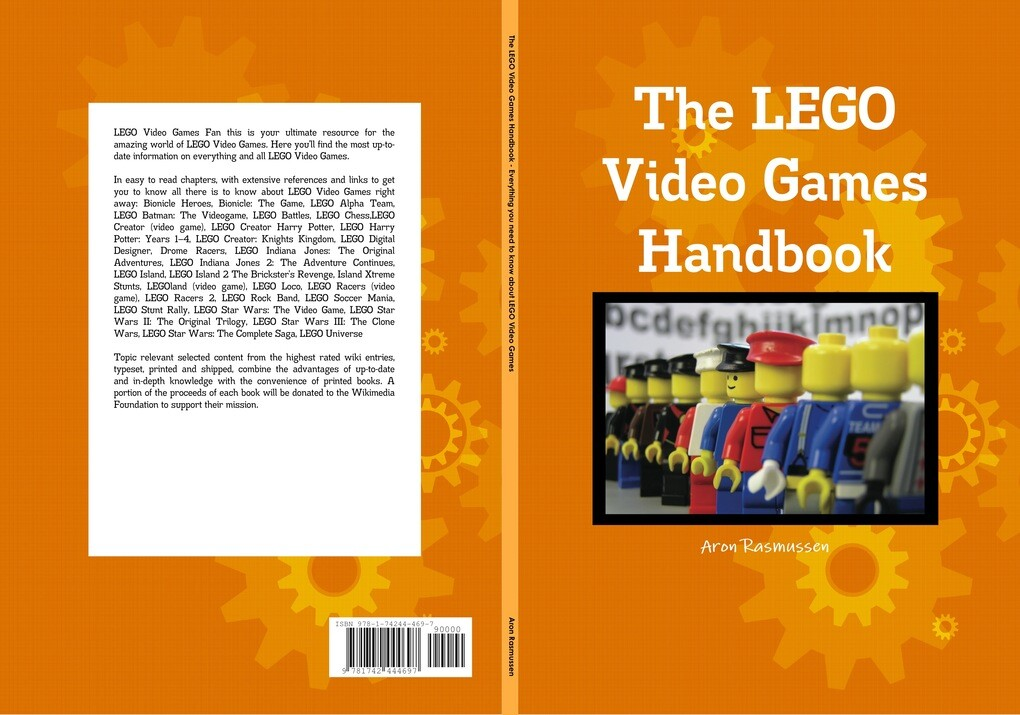 The LEGO Video Games Handbook - Everything you ...