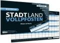 Stadt Land Vollpfosten® - Wissen ist Macht, BLUE EDITION, Offizielle Erweiterung des Klassikers, 50 Blätter