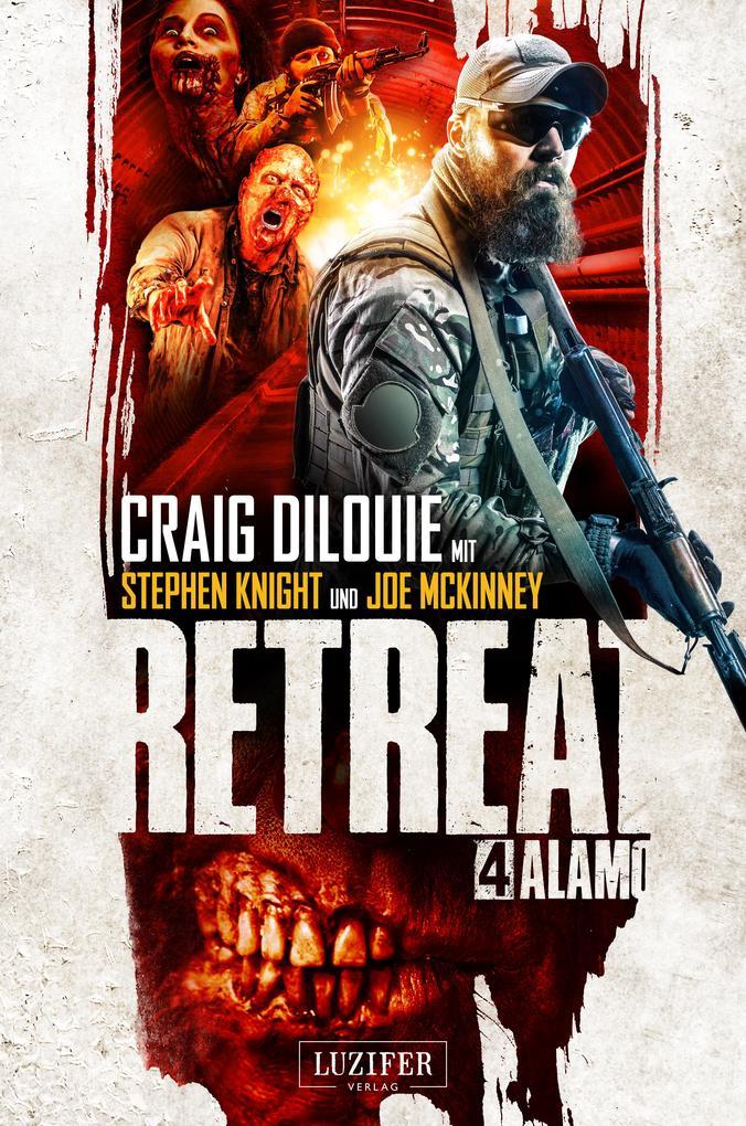 Retreat 4: Alamo als eBook