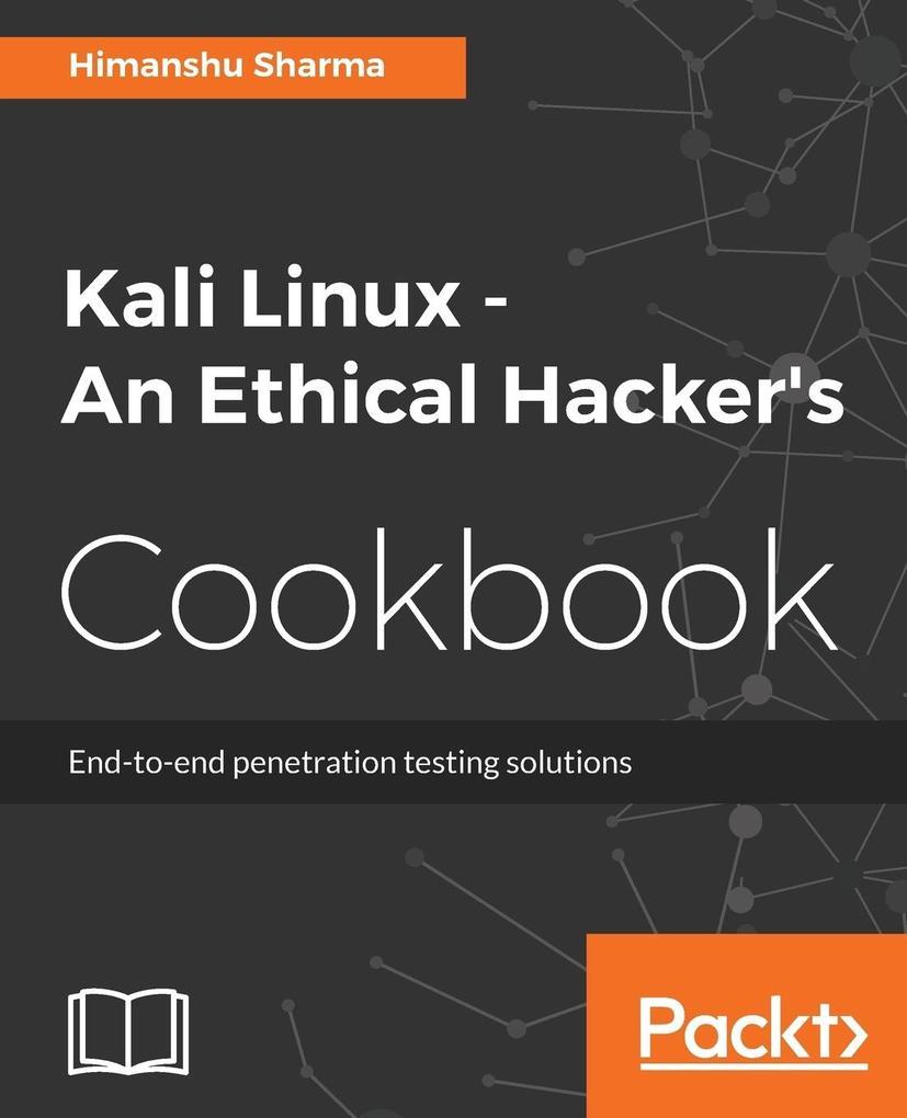 Kali Linux Pentesting Cookbook als Taschenbuch ...