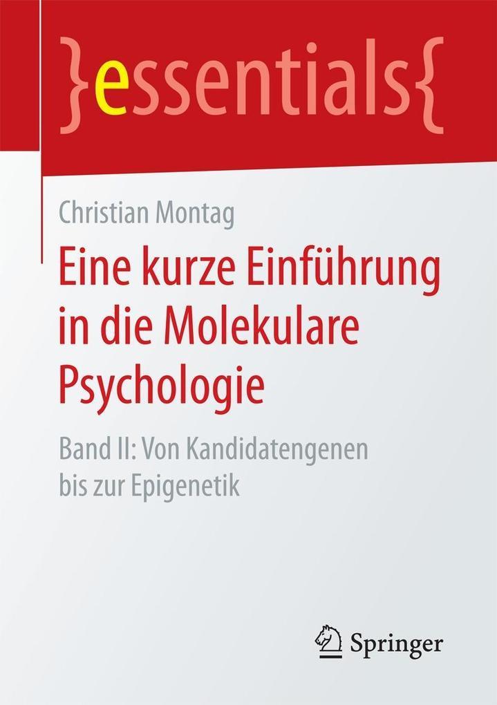 Eine kurze Einführung in die Molekulare Psychol...