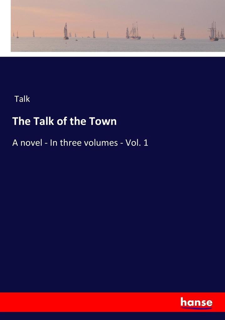 The Talk of the Town als Buch von Talk