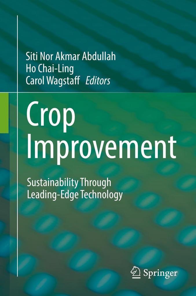 Crop Improvement als eBook Download von