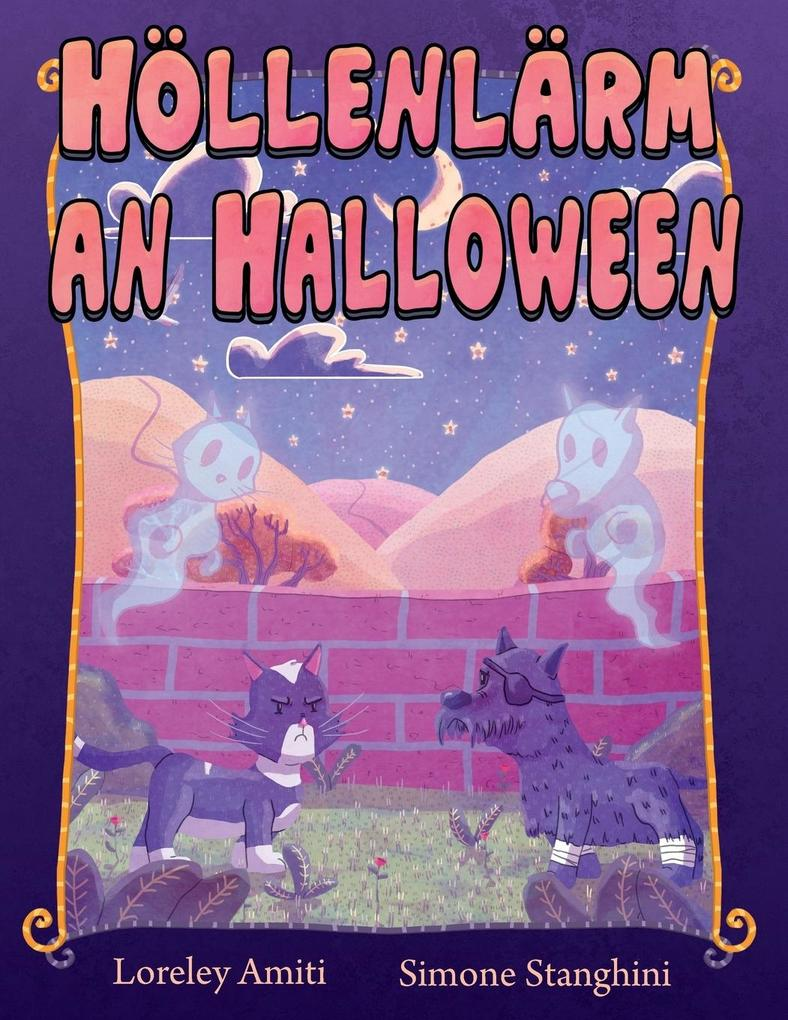 Höllenlärm an Halloween als Taschenbuch