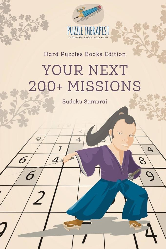 Your Next 200+ Missions Sudoku Samurai Hard Puz...
