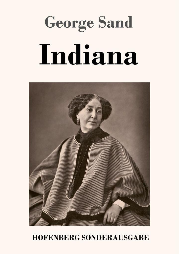 9783743721326 - George Sand: Indiana als Buch von George Sand - Buch