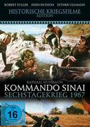 Kommando Sinai - Sechstagekrieg 1967, 1 DVD