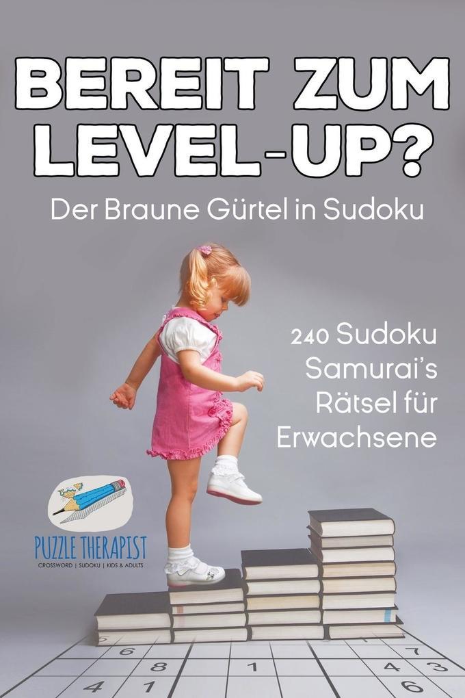 Bereit zum Level-Up? Der Braune Gürtel in Sudok...