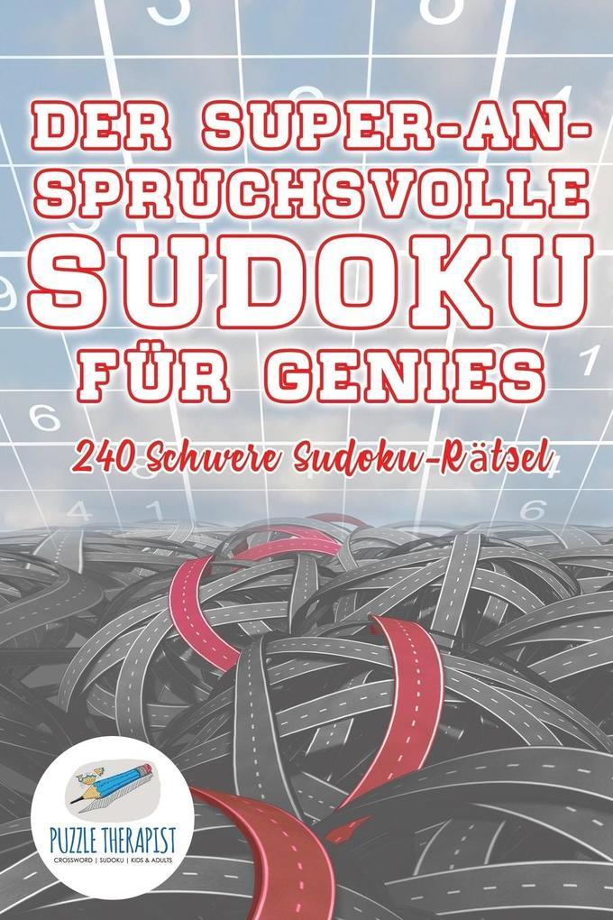 Der Super-Anspruchsvolle Sudoku für Genies 240 ...