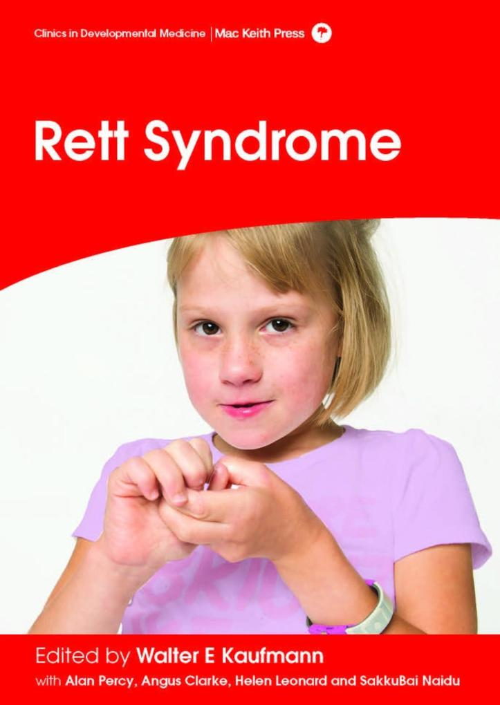 Rett Syndrome als eBook Download von