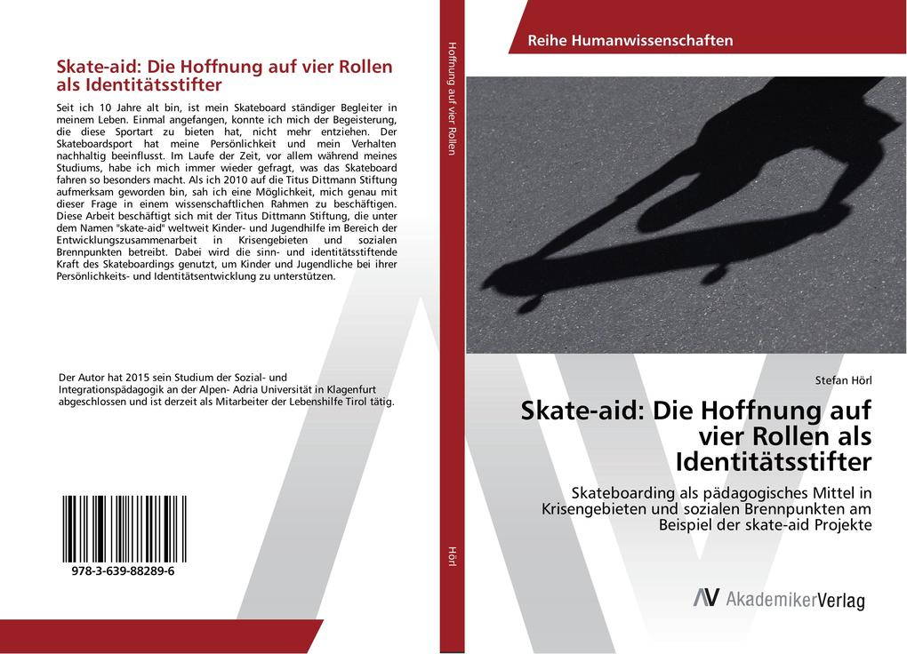 Skate-aid: Die Hoffnung auf vier Rollen als Ide...