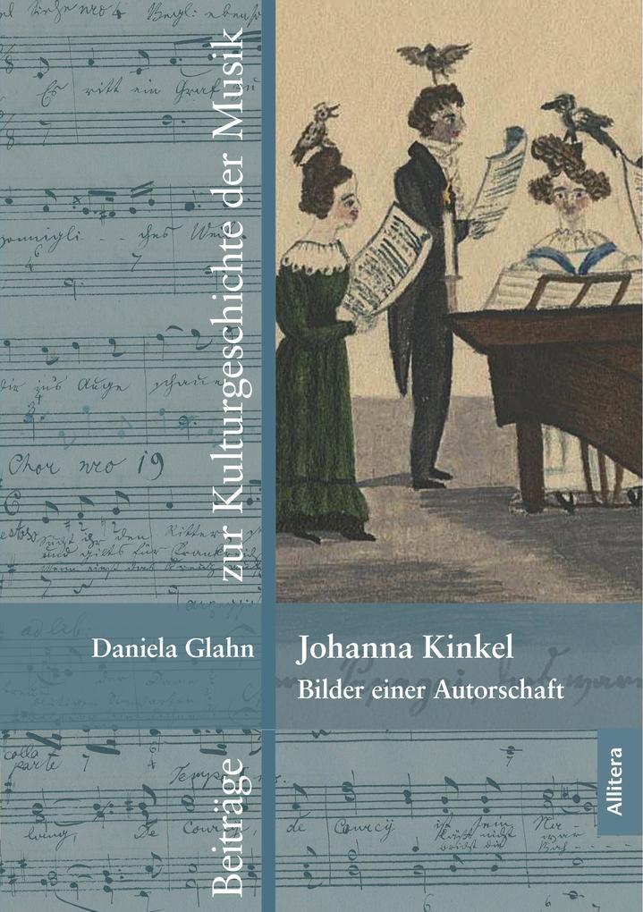 Johanna Kinkel - Bilder einer Autorschaft als B...