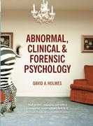 Abnormal, Clinical and Forensic Psychology with Student Access Card
