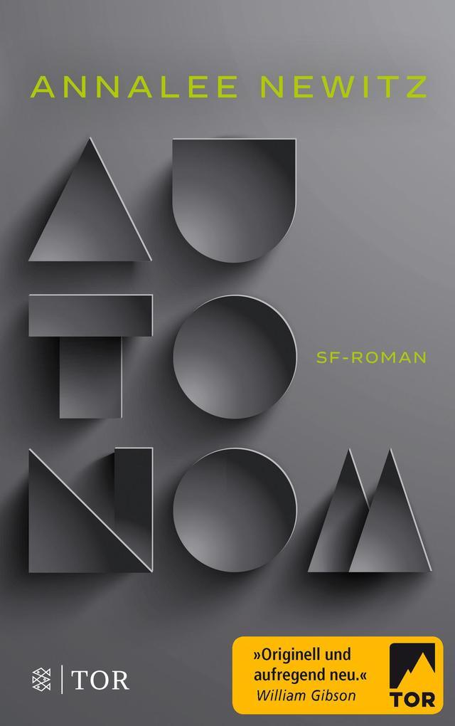 Autonom (Taschenbuch), Annalee Newitz