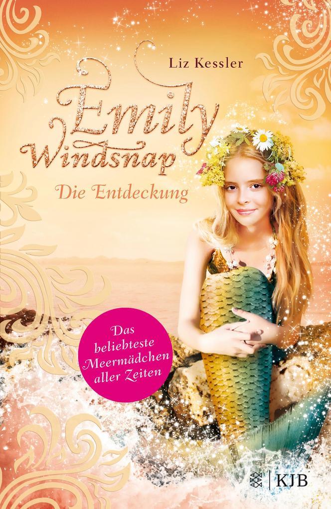 Emily Windsnap 03 - Die Entdeckung als Buch
