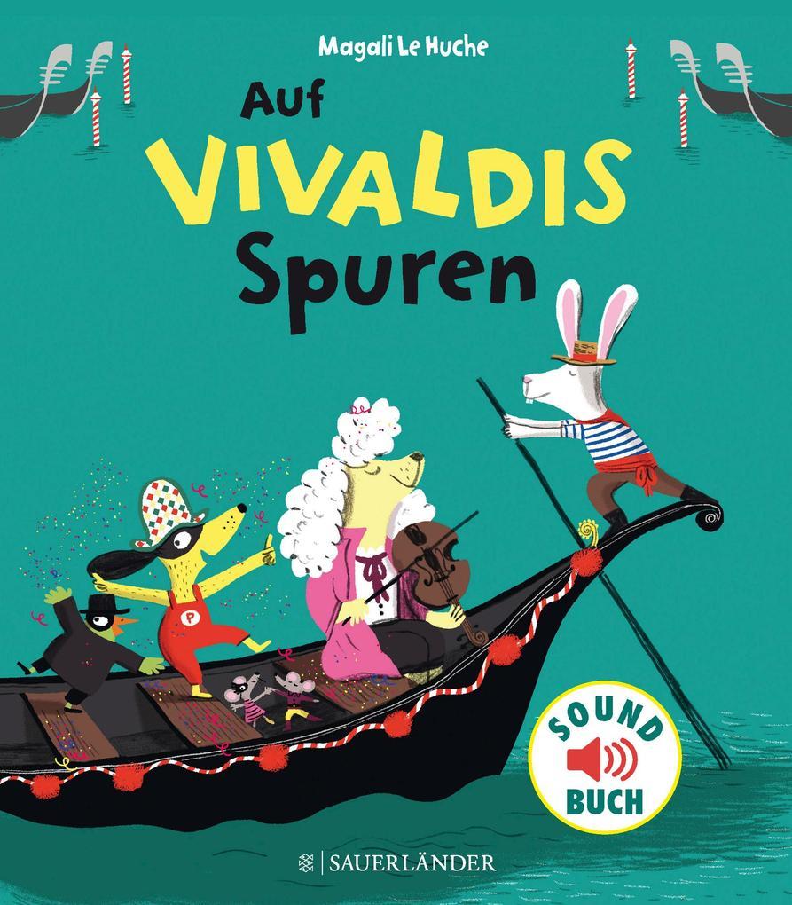 Auf Vivaldis Spuren als Buch