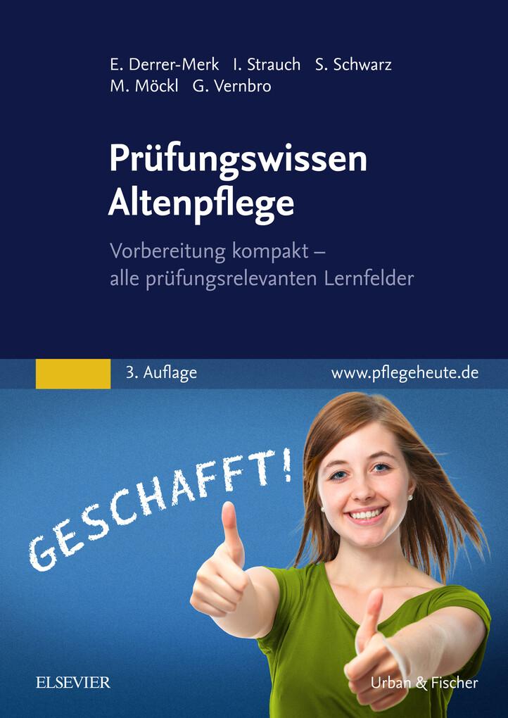 Prüfungswissen Altenpflege als eBook Download v...