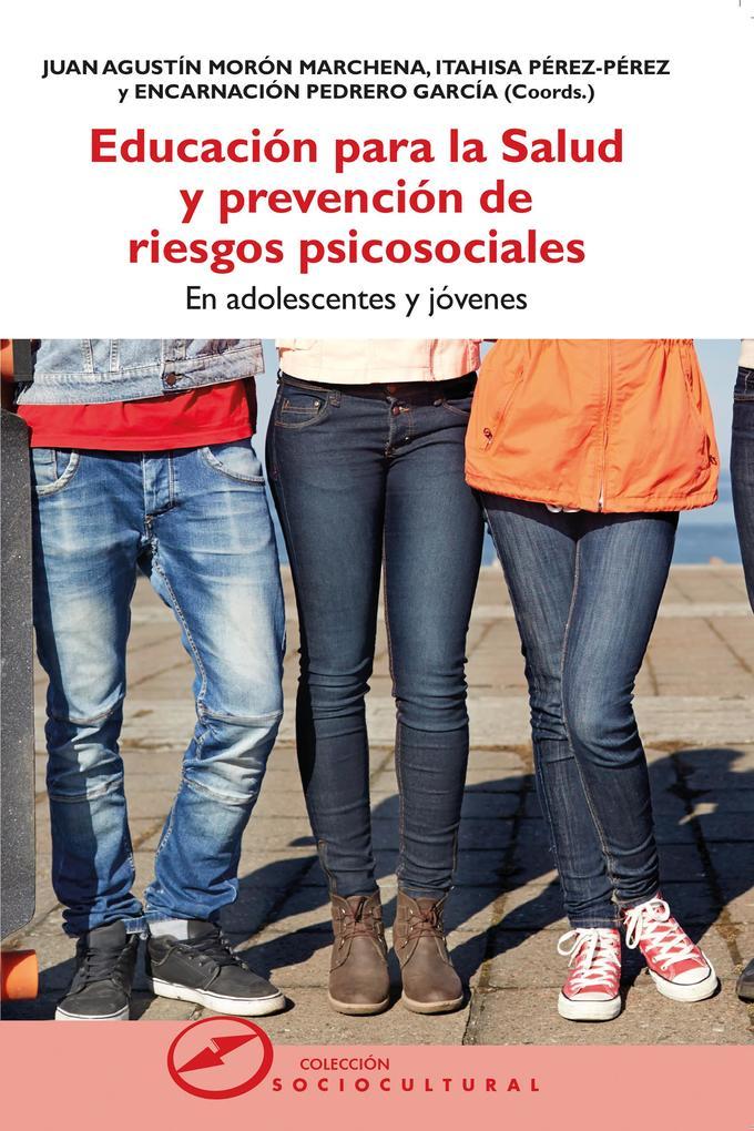 Educación para la salud y prevención de riesgos psicosociales als eBook epub