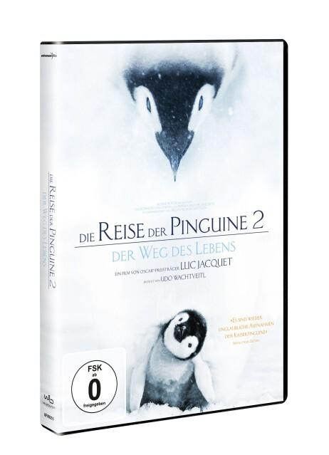 Die Reise der Pinguine 2 als DVD