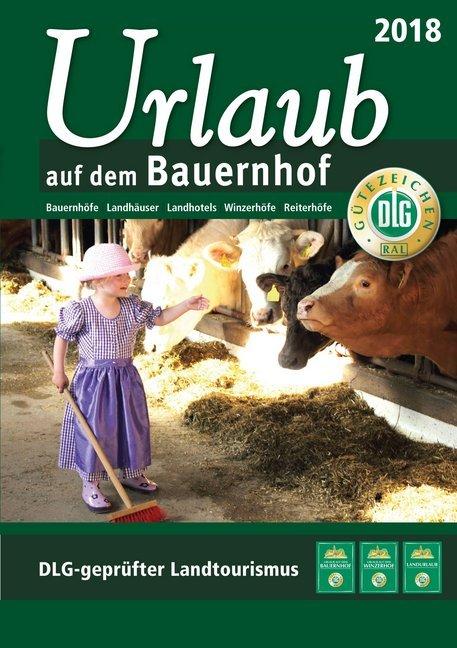 Urlaub auf dem Bauernhof 2018 als Buch von