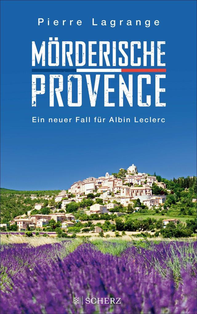 Mörderische Provence als eBook epub