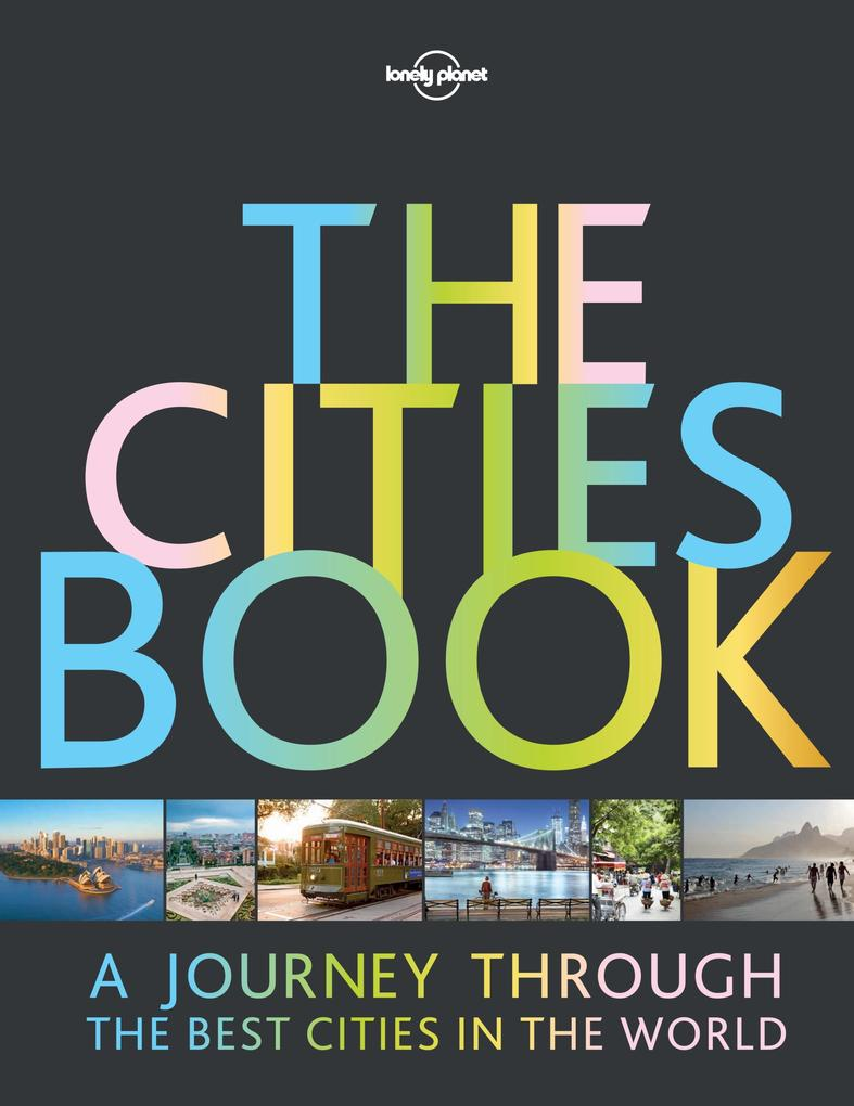 The Cities Book als eBook Download von Lonely P...