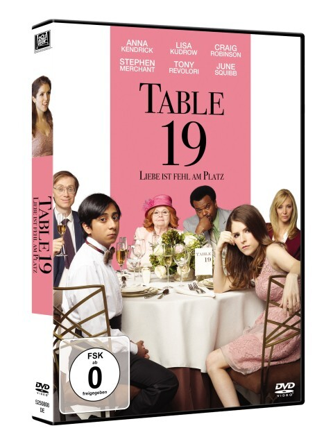 Table 19 als DVD