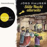 [Jörg Maurer: Stille Nacht allerseits (Autorenlesung)]