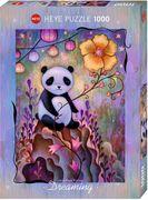 Panda Naps Puzzle 1000 Teile