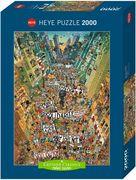 Heye - Standardpuzzles - Protest! Standard 2000 Teile
