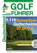 Albrecht Golf Führer Deutschland 18/19 inklusive Gutscheinbuch