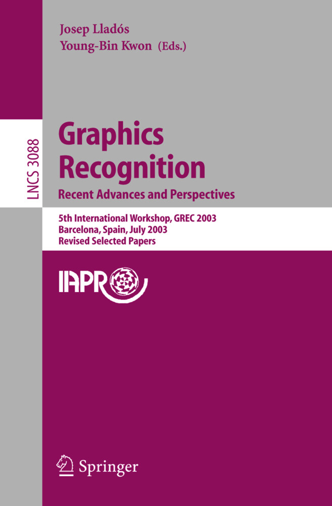 Graphics Recognition. Recent Advances and Persp...