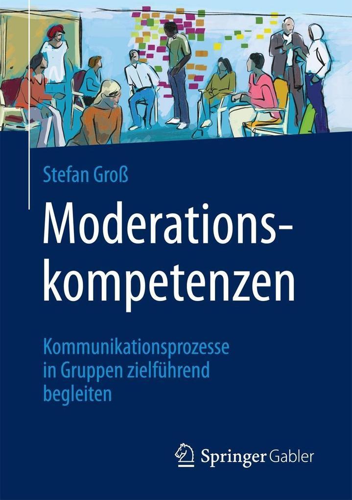 Moderationskompetenzen als eBook