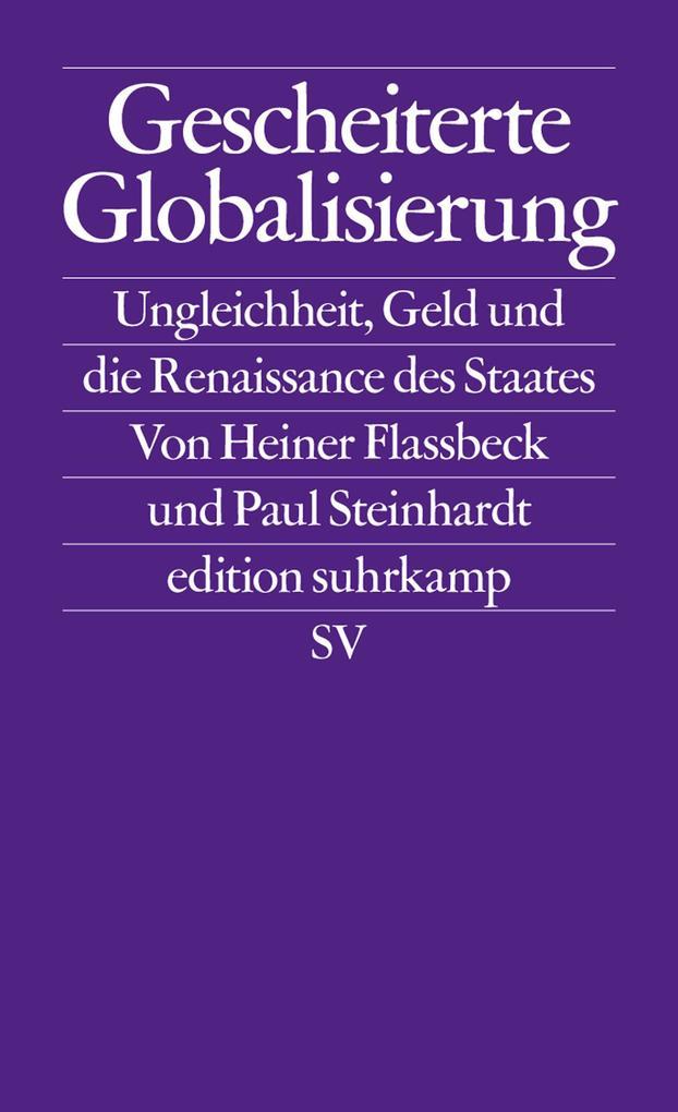 Gescheiterte Globalisierung als eBook Download ...