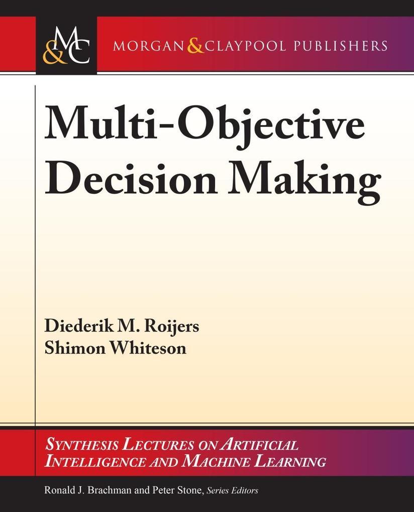 Multi-Objective Decision Making als eBook Downl...