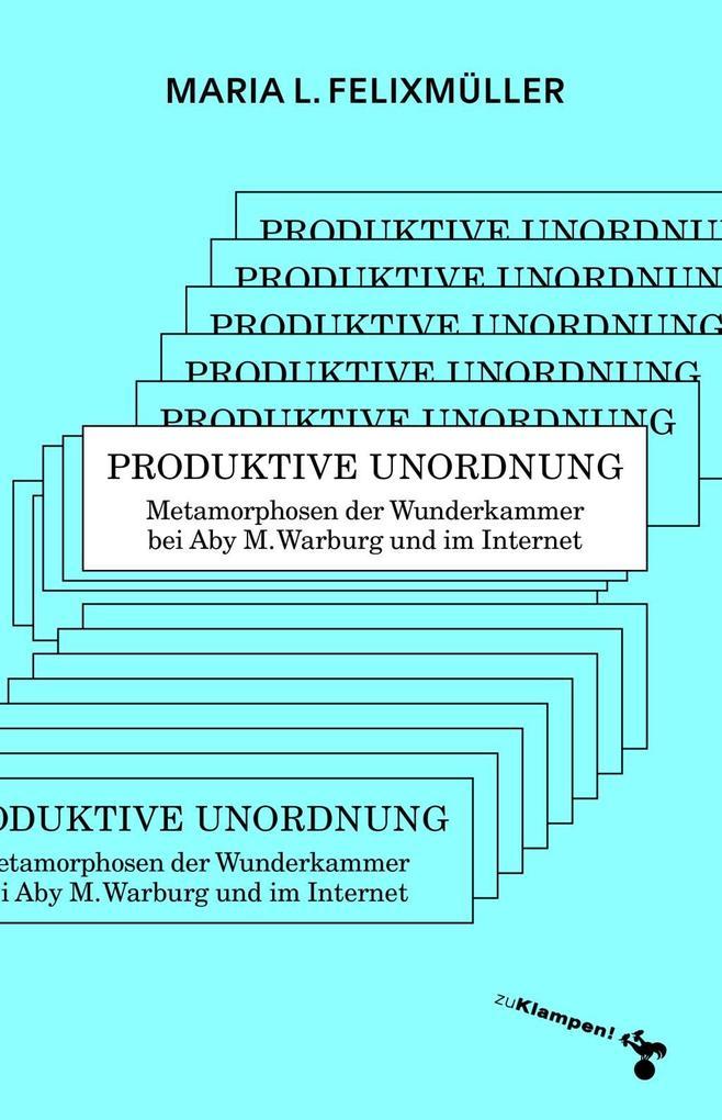 Produktive Unordnung als Buch