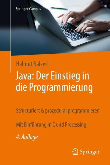 Java: Der Einstieg in die Programmierung als Bu...