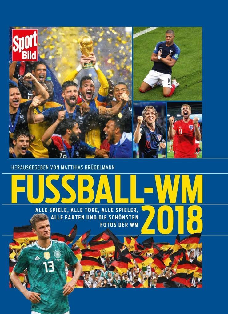 Fußball-WM 2018 als Buch