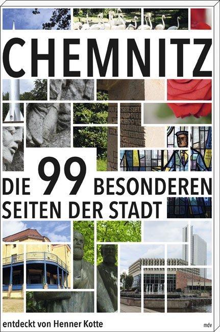 Chemnitz als Buch von Henner Kotte