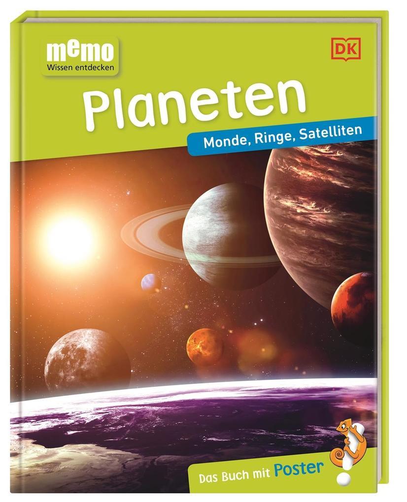 memo Wissen entdecken. Planeten als Buch