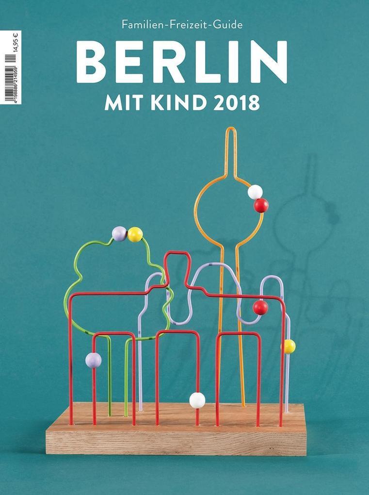 BERLIN MIT KIND 2018 als Buch von